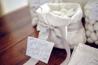 confettata - calligrafico #wedding #confetti
