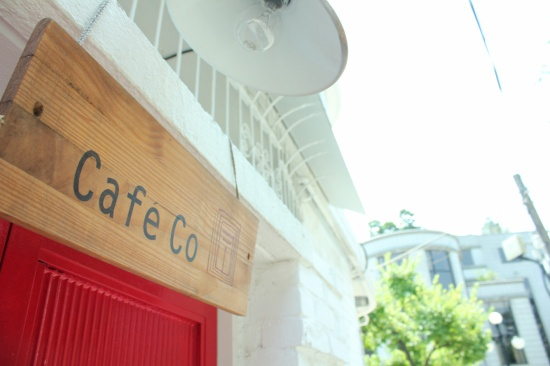 cafe co-  in Seoul