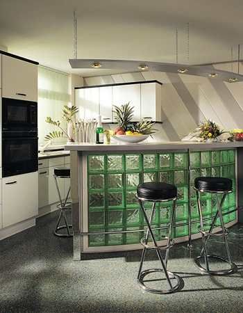 24 curated vitroblock ideas by contigianisc preserve for Ambientacion de cocinas comedor