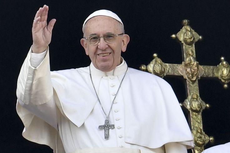 """""""Behúztak egyet, de jól vagyok"""" – mondta Ferenc pápa - https://www.hirmagazin.eu/behuztak-egyet-de-jol-vagyok-mondta-ferenc-papa"""