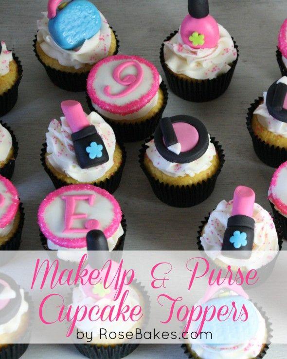 Chanel Nail Polish Cake: Best 25+ Purse Cupcakes Ideas On Pinterest