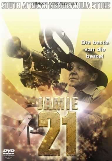 JAMIE UYS - 21 (Best of the Best) - South African Comedy DVD *New* - South African Memorabilia Store
