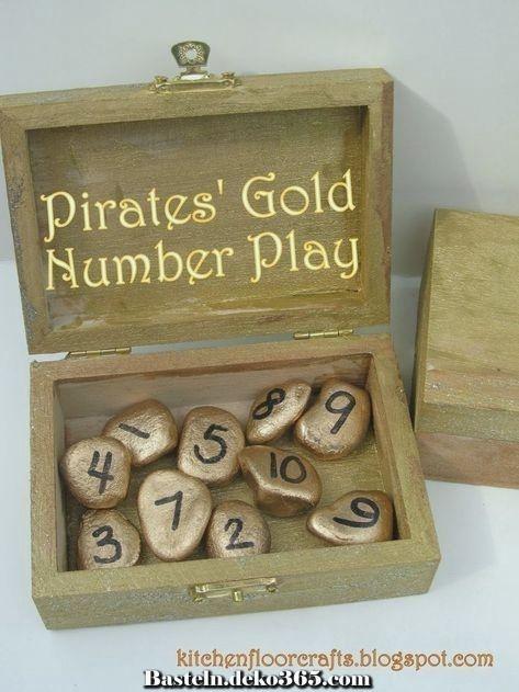 Küchenboden fieseln: Piraten Reihe welcher gespielten ...