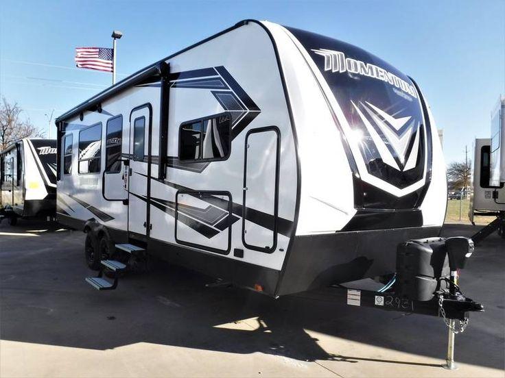 momentum g class travel trailer 21g