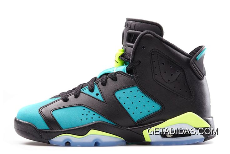 http://www.getadidas.com/girls-air-jordan-6-gs-black-volt-iceturbo-greenblack-topdeals.html GIRLS AIR JORDAN 6 GS BLACK VOLT ICE-TURBO GREEN-BLACK TOPDEALS Only $78.90 , Free Shipping!