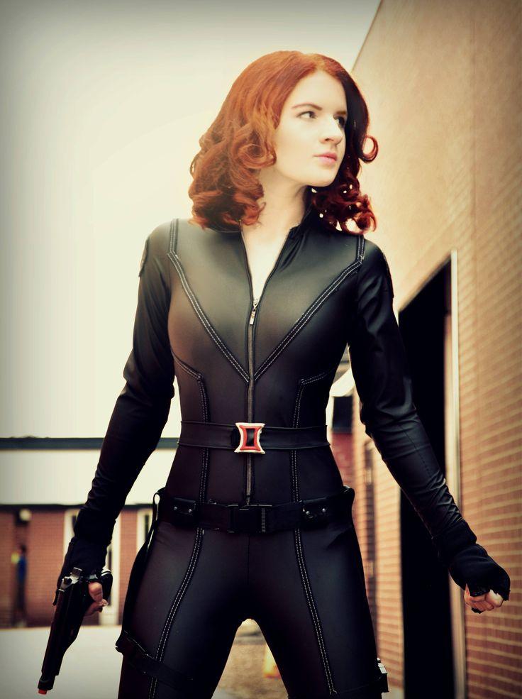 [Self] Black Widow (Avengers) Cosplay - Imgur