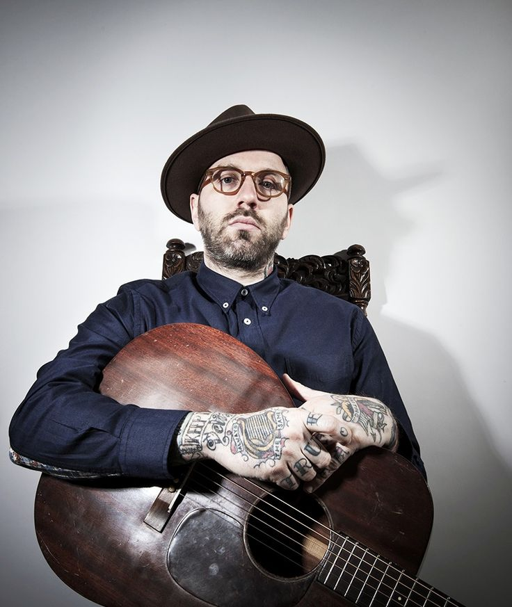 City & Colour: Dallas Green is a Canadian treasure, saw him live last night at the Fillmore in Detroit & his voice is just amazing. Great show.
