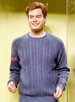 New trendy GIF/ Giphy. snl saturday night live friday reactiongifs bill hader alan cut for time looks back at it. Let like/ repin/ follow @cutephonecases