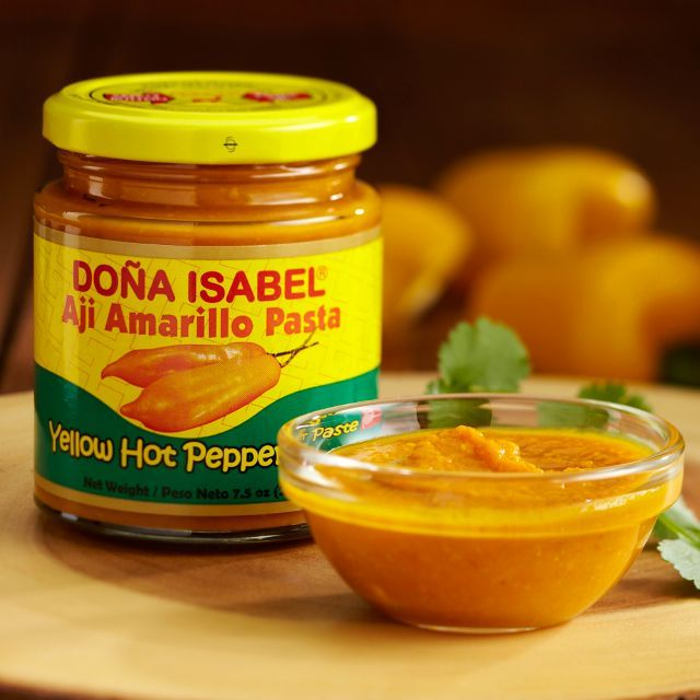 Peruvian Recipes Using Aji Amarillo Hot Yellow Pepper