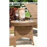 Found it at Wayfair - Grenada Patio Side Table