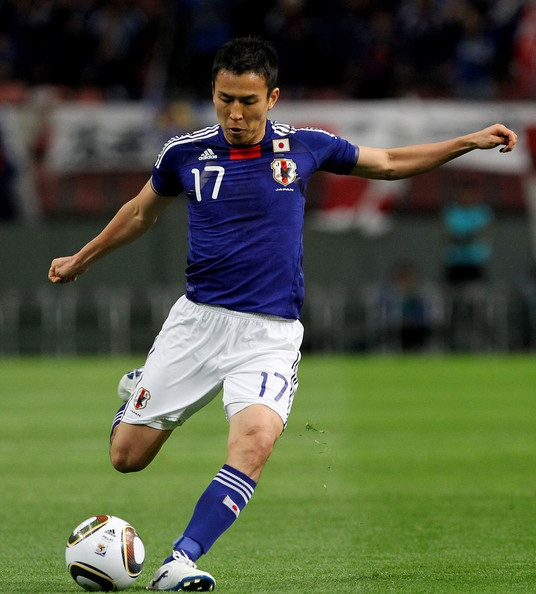 HASEBE, Makoto | Midfield | VfL Wolfsburg  (GER) | @MakotoHasebe17 | Click on photo to view skills
