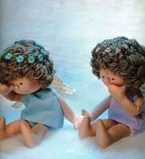 Mimin Dolls: Anjinhos doces