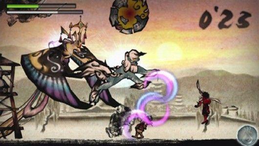 Sumioni: Demon Arts drawn to digital Vita release March 20