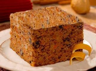 Torta de Zanahoria Colombiana - Blog de Postres