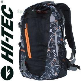 Plecak trekkingowy Villy 25L Hi-Tec - Pomarańczowy
