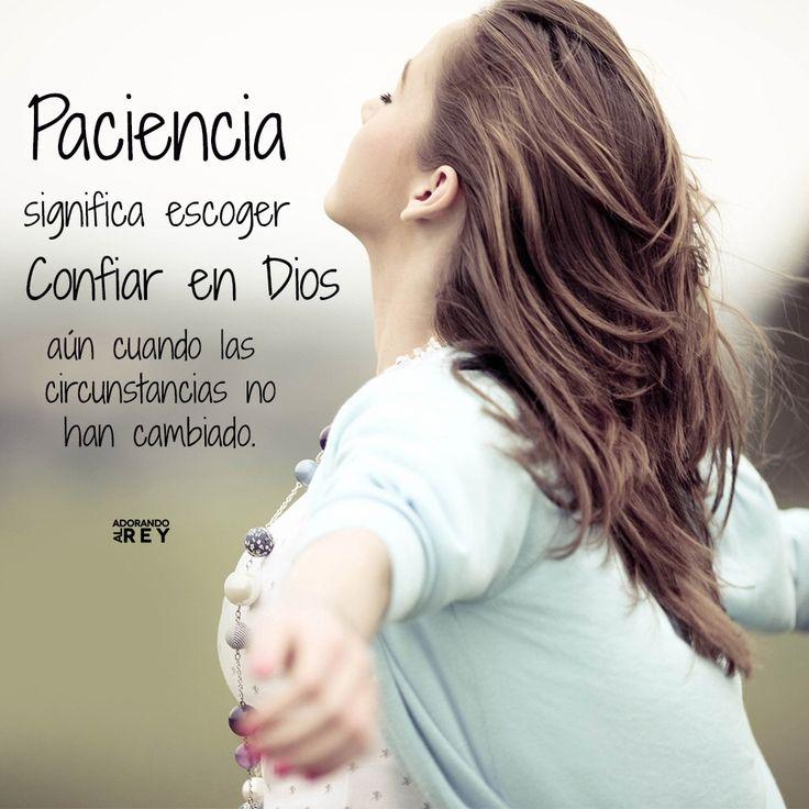 Con vuestra paciencia ganaréis vuestras almas. (Lucas 21:19) #Dios #Jesus #Jesucristo #JesusCristo #Cristo #EspirituSanto #Jehova #Amen #Fe #Paciencia #Tiempo #TiempoDeDios #Avivamiento #AdorandoalRey
