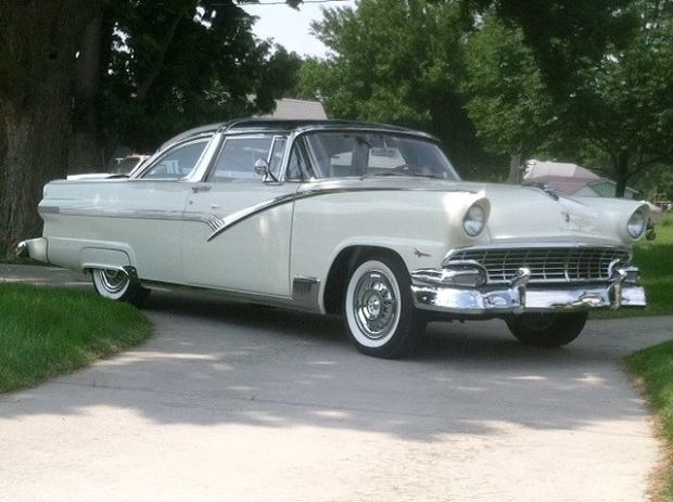 1956 Ford Crown Victoria Skyliner Glasstop Maintenance of old vehicles: the material for new cogs/casters/gears/pads could be cast polyamide which I (Cast polyamide) can produce Handmade jewelry