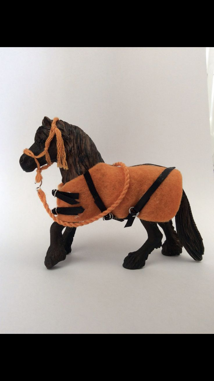 Épinglé par Naamloos sur Paard knutselen en 2020