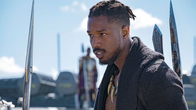Actor #michaelbjordan reveals why it's a good time now to be black in #Hollywood