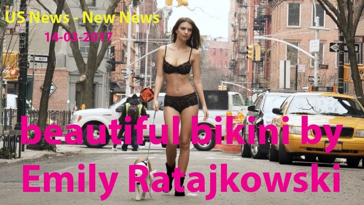 US NEWS - Emily Ratajkowski: Juventus supermodel shocked with streetwear...