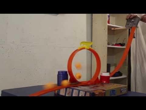 Hot Wheels Adventures 4 - YouTube #hot #wheels #funny #track #toys #ball