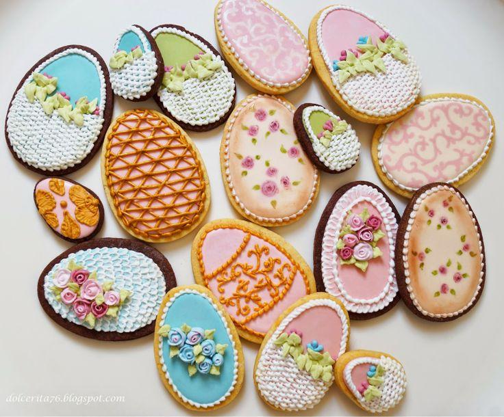 Dolce Rita Easter cookies