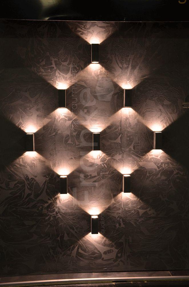 Zockerzimmer gestalten  Die besten 25+ Lampe wand Ideen auf Pinterest | Rustikale leuchten ...