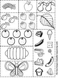 the very hungry caterpillar activities - Cerca con Google