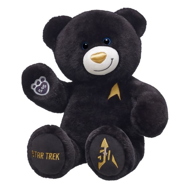 Star Trek Build-A-Bear Plushies Celebrate The 50th Anniversary With Cuteness
