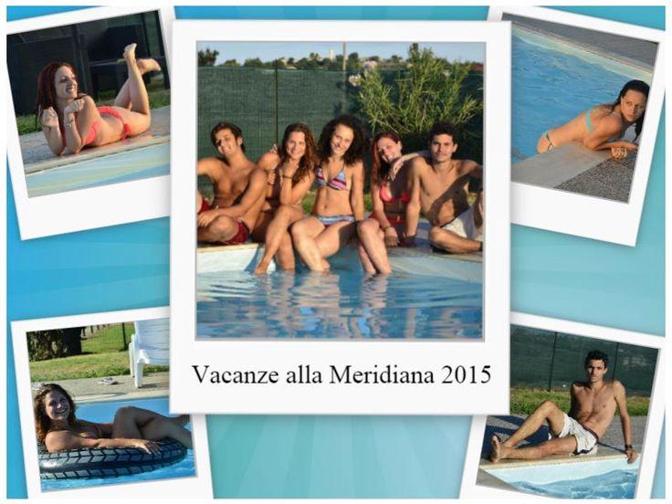 Un bellissimo collage di foto dei nostri amici (Martina, Giulia, Francesca, Vittorio e Francesco!) in vacanza alla Meridiana! Grazie di essere venuti è stato un piacere conoscervi! Martina grazie per le Foto: https://www.facebook.com/martystyle1?fref=ts  -  https://instagram.com/marty__style/    Tel: 338 3641307 Web: www.agriturismolameridiana.it Mail: info@agriturismolameridiana.it