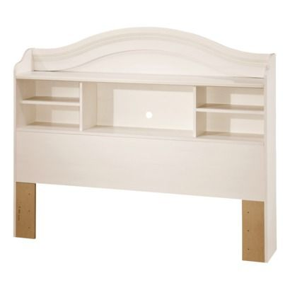 South Shore Bookcase Kids Headboard - Vanilla (Full), $174 on 7/15/14 (can get 20% off on Target now)