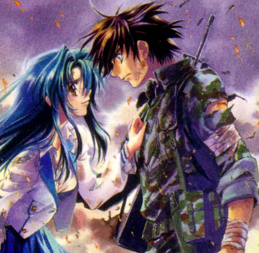 full metal panic | Mundo Analista: Full Metal Panic