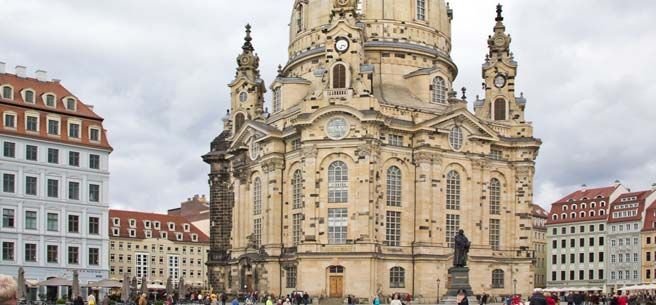 No. 17 Attraction in Germany: Church of Our Lady in Dresden