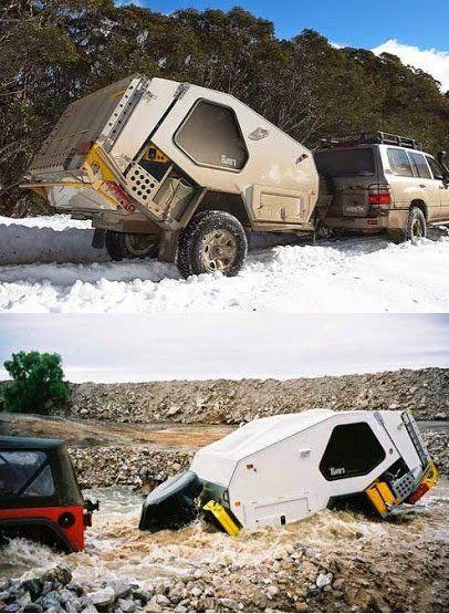 Fancy - XTender Alpine - VMI Offroad
