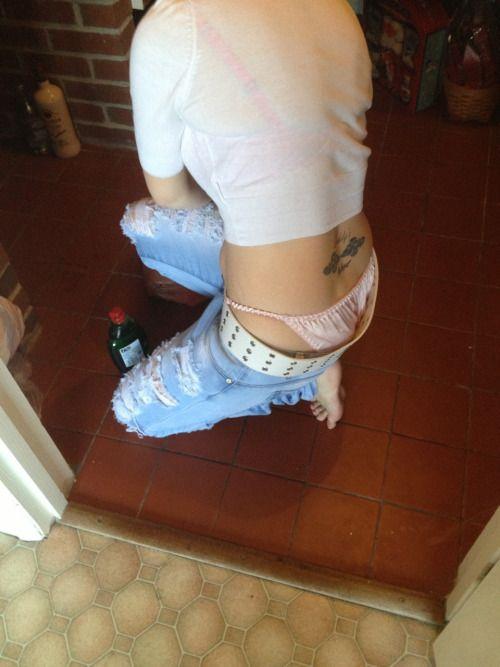 Panty freek
