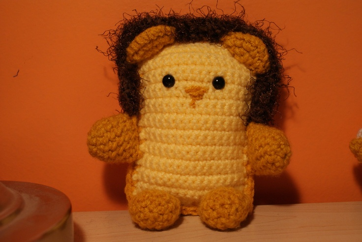 Mountain Lion Amigurumi : 1000+ images about The B Hive Creations on Pinterest
