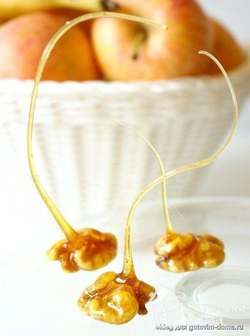 Фундук в карамели рецепт с фото