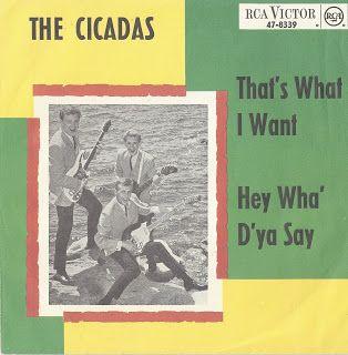 The Cicadas 1964