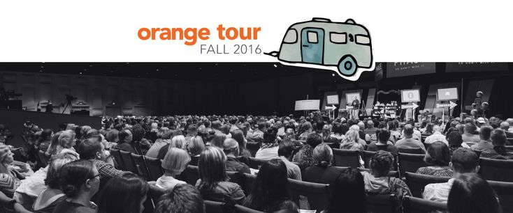 The reThink Group - Orange Tour 2016