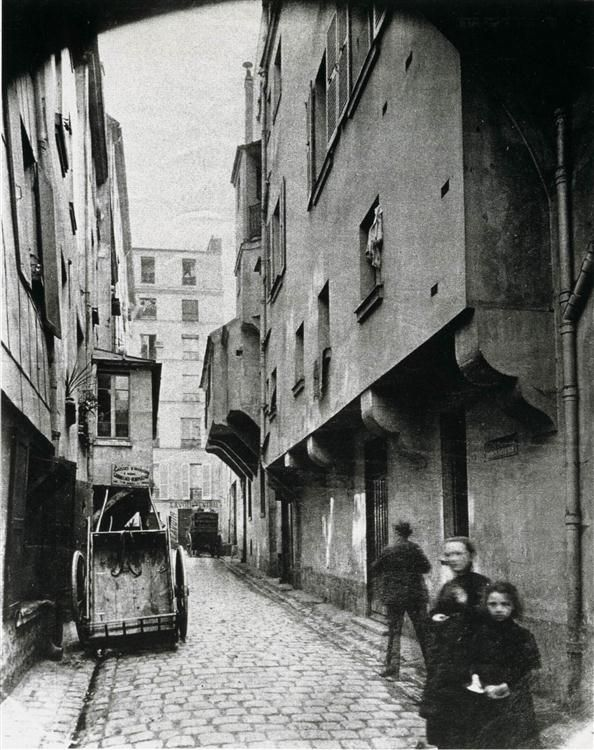 """EUGENE ATGET: """"Biography and Early Career of Eugene Atget"""" (2006)"""