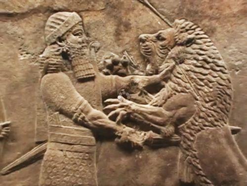 Assyrian History, Art, and palaces
