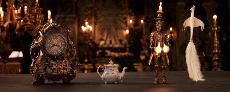 'La Bella y la Bestia': Vistazo a Ian McKellen y Ewan McGregor como Ding Dong y Lumière en su forma humana  Noticias de interés sobre cine y series. Noticias estrenos adelantos de peliculas y series