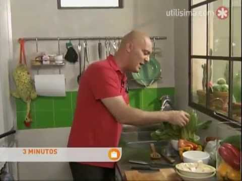 3 Minutos - Santiago Giorgini - Cómo curar un wok
