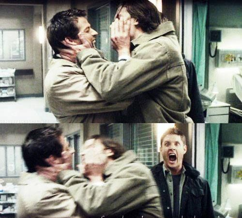#Supernatural #funny #Gags