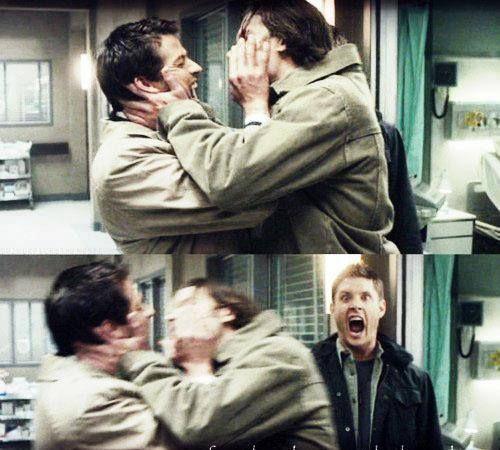 #Supernatural #funny #Gags