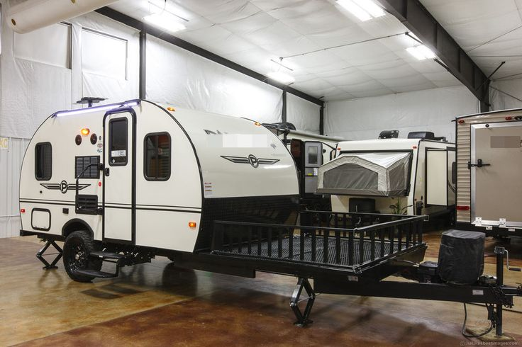 Travel Trailer With Patio Deck