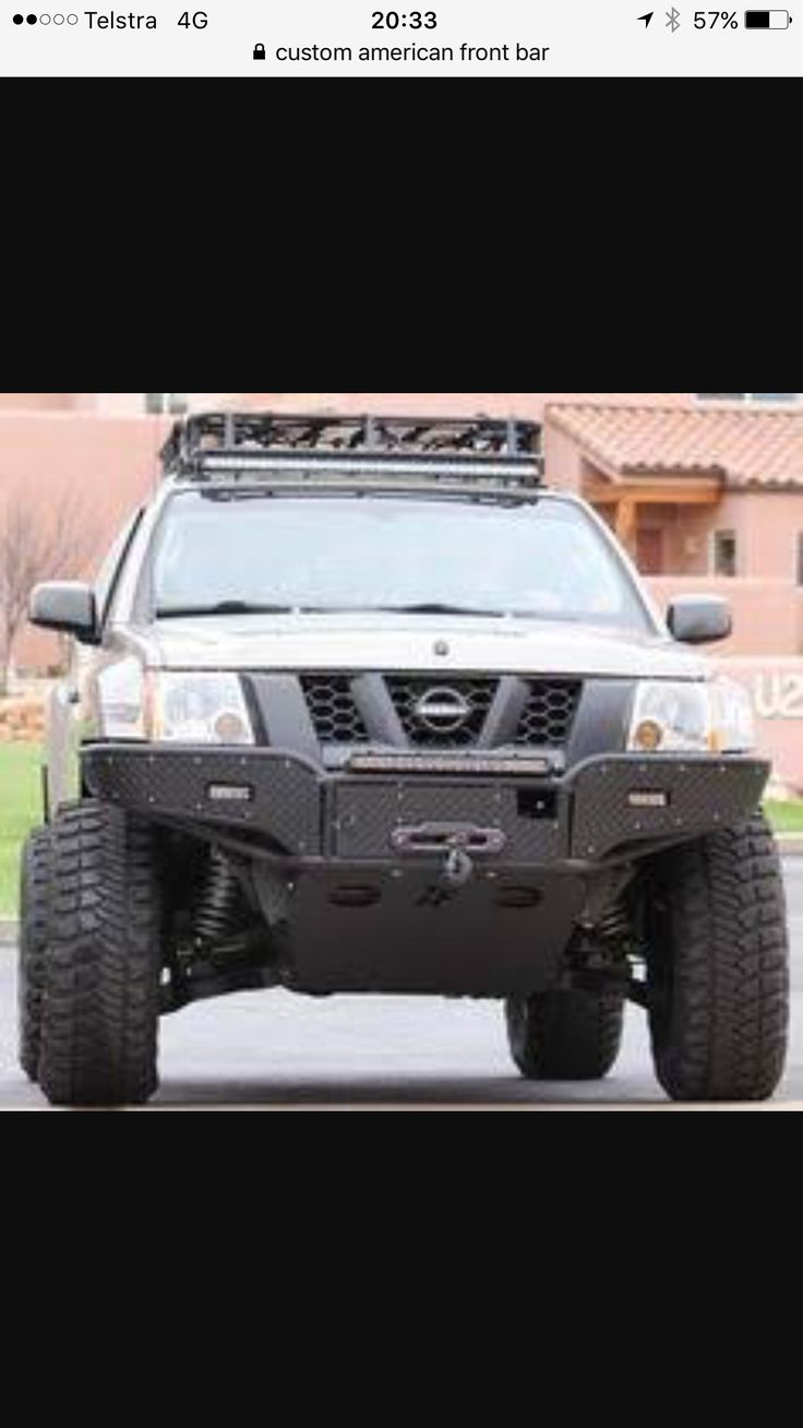 68 best nissan xterra images on pinterest 4x4 offroad and vehicles build thread custom front bumper added page 24 second generation nissan xterra forums what i want to do to my 2003 vanachro Images