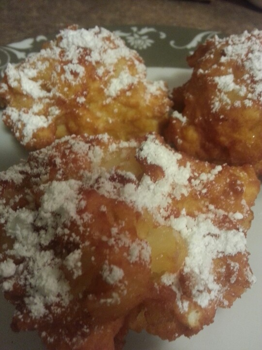 Homemade apple fritters favorite recipes pinterest