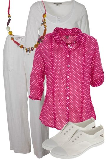 Polka Pink Outfit includes Yarra Trail, Gordon Smith, and Zoda - Birdsnest Online Store