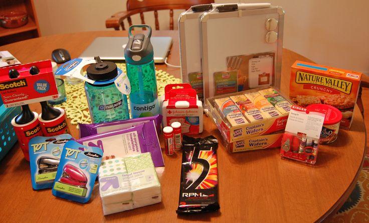 College gift basket gift ideas pinterest